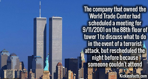879 World Trade Center Before 9-11