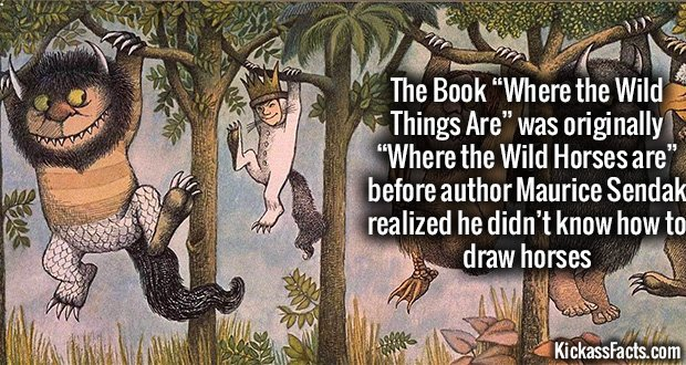 885 Where the Wild Things Are