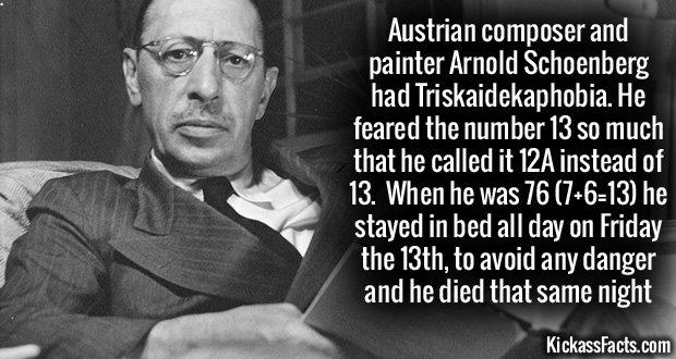 898 Arnold Schoenberg