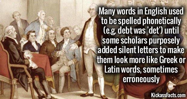 907 English Scholars