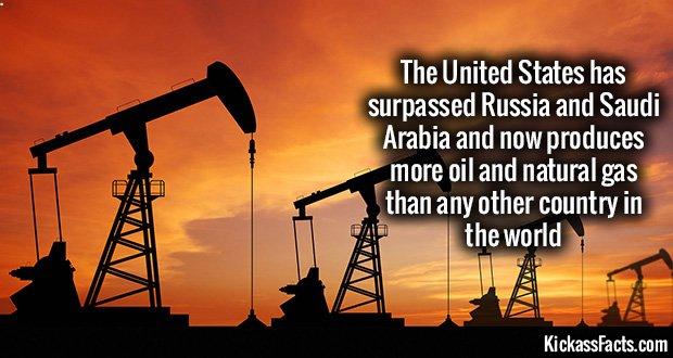910 USA Oil Production