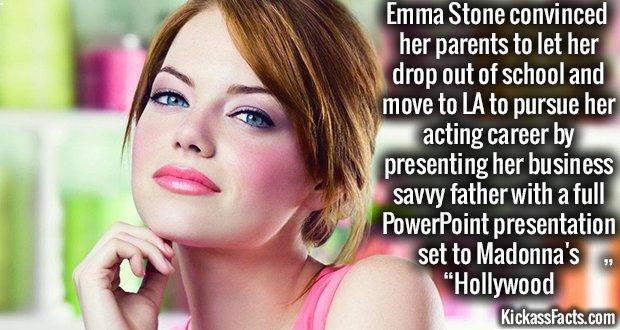 922 Emma Stone
