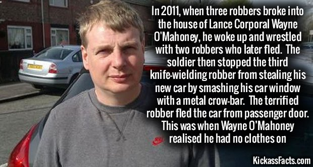 935 Wayne O'Mahoney