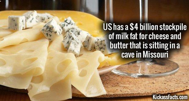 937 Milk Fat Reserves