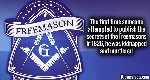 951 Freemasons