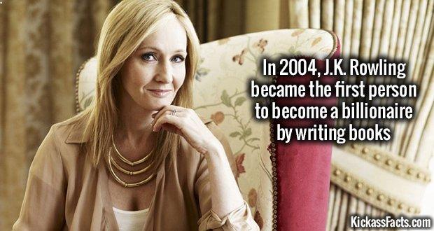 955 J.K. Rowling