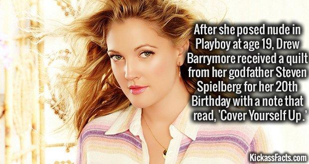961 Drew Barrymore