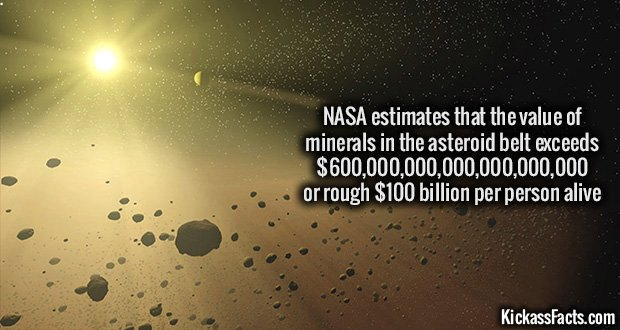 963 Asteroid Belt