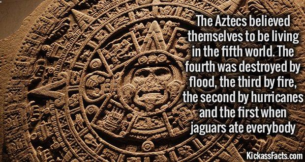 965 Aztecs