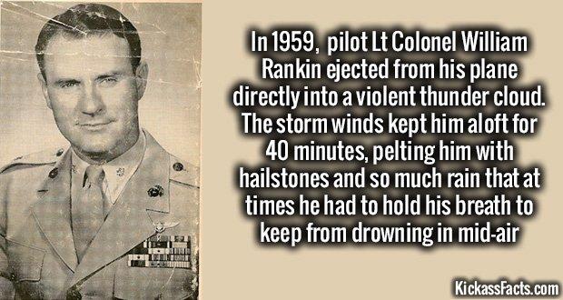 968 Lt Colonel William Rankin