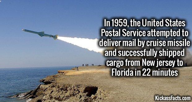 969 Cruise Missile