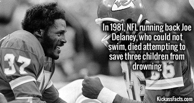 974 Joe Delaney