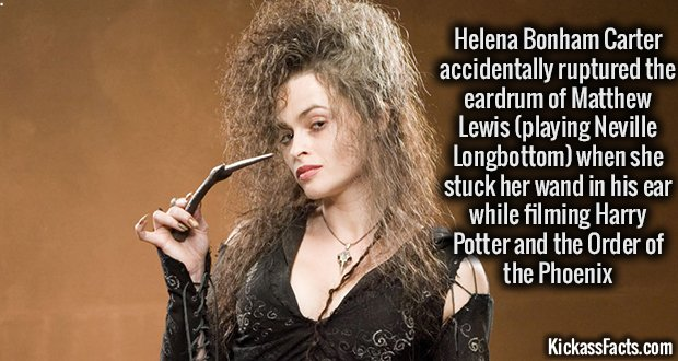 982 Helena Bonham Carter