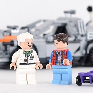 Back to the Future Lego-Interesting Facts About Legos