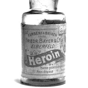 Bayer Heroin