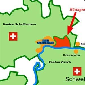 Büsingen am Hochrhein-Interesting Facts About Switzerland