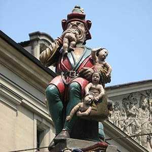 Child Eater of Bern-Interesting Facts About Switzerland