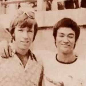 Chuck Norris Bruce lee-Interesting Facts About Bruce Lee