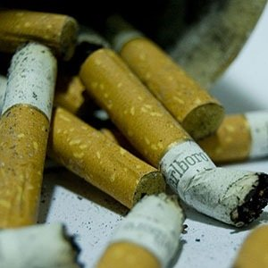Cigarettes-Random Facts List