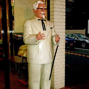 Colonel Sanders-Interesting Facts About Baseball