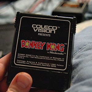Donkey Kong-Awesome Facts About Video Games
