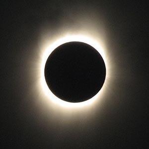 Eclipse-Amazing Coincidences