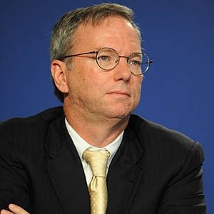 Eric Schmidt-Interesting Facts About Google