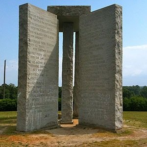 Georgia Guidestones-Random Fact List