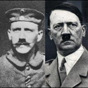 Adolf Hitler Germanys influencial wartime Leader<br /><br /><br /><br /><br /> NO COPYRIGHT ON PRINT