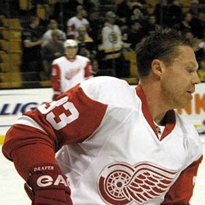 Kris Draper-Interesting Facts About Ice Hockey
