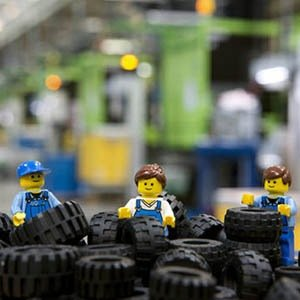 Lego Tires-Interesting Facts About Legos
