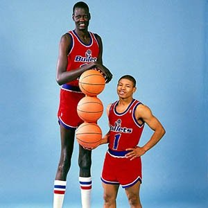 Manute Bol-Muggsy Bogues-Interesting Facts About NBA
