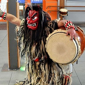 Namahage-Interesting Facts About Japan