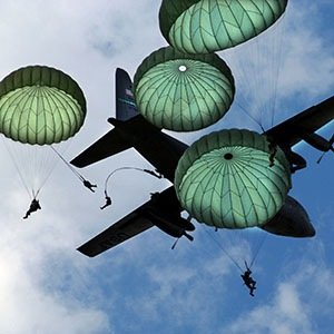 Parachute-Interesting Facts About World War 1