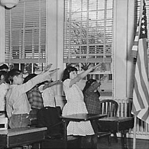 Pledge of Allegiance-Interesting Facts About World War 2