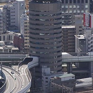 Skyscraper Highway-Amazing Facts About Japan