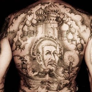 Stalin Tattoo-Interesting Facts About Russia