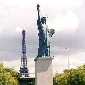Statue of Liberty Paris-Interesting Facts About Paris