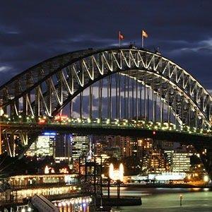 Sydney Harbour Bridge-Interesting Facts About Sydney