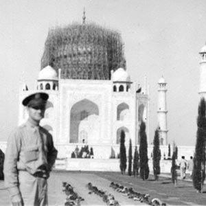 Taj Mahal Scaffold-Interesting Facts About World War 2