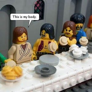 The Brick Testament-Interesting Facts About Legos