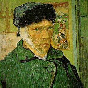 Vincent van Gogh-Kickass Random Facts List