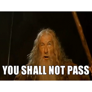 You shall not pass-Interesting Facts About Lord of the Rings