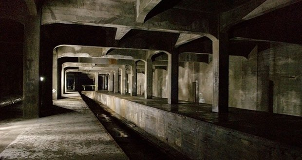 001_Cincinatti Subway System-Creepiest Places on Earth