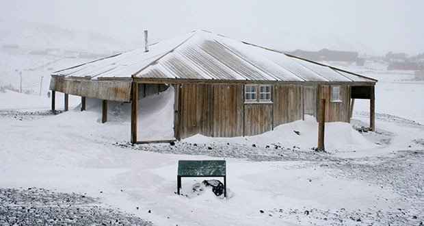 002_Scott's Hut-Creepiest Places on Earth