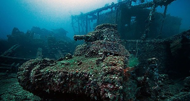 005_Chuuk Lagoon-Creepiest Places on Earth