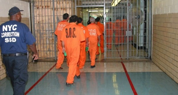 010_Rikers Island Prison-USA-Worst Prisons on Earth
