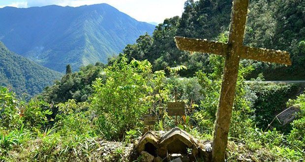 019_The North Yungas Road-Creepiest Places on Earth