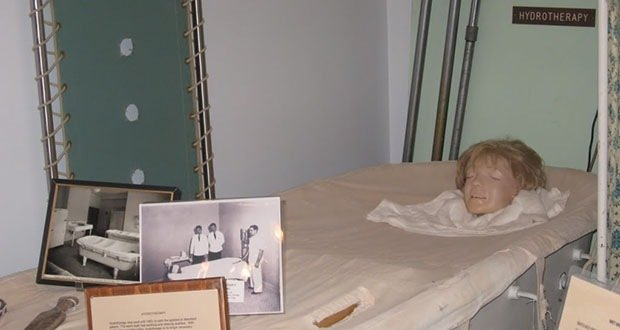 020_The Glore Psychiatric Museum-Creepiest Places on Earth