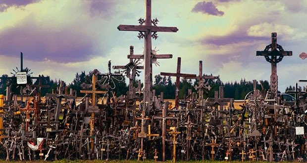 025_The Hill of Crosses-Creepiest Places on Earth